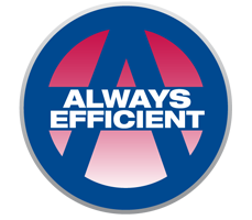 Always Efficient Heating and Cooling logo